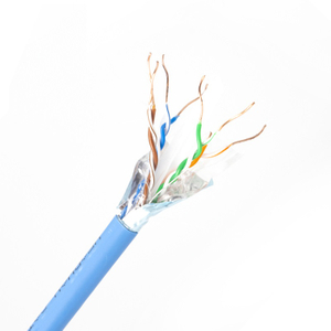 Câble LAN CAT6a F / UTP